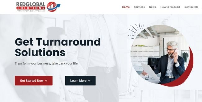 It's here! My new Reglobal Solutions Website